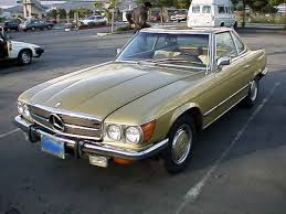 1973 mercedes 450 sl