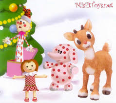 rudolf and the island of misfit toys