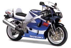 gsxr 750 1999
