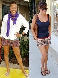 celebrity shorts