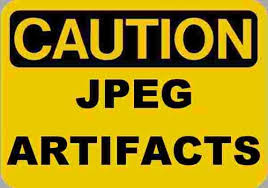 jpeg artifacts