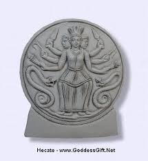 hecate statues