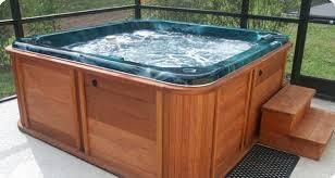 hot tubs pools