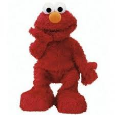 red muppet