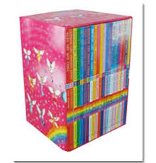 rainbow magic fairies books