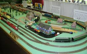 hornby trains sets