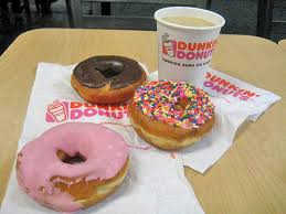 Dunkin Donuts (finally)