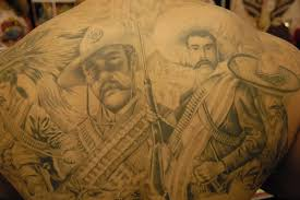 mexican tattoo gallery