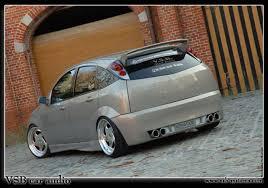 ford focus car audio