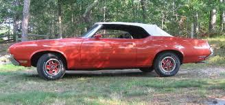 1972 olds cutlass convertible