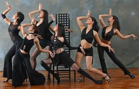 jazz dance moves