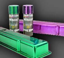 duplicolor chrome paint