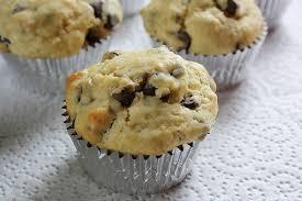 muffins chocolate chip
