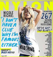 nylon magazine covers