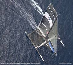 americas cup boats