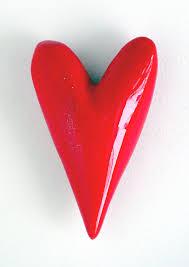 heart pottery