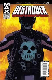 destroyer comics
