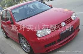 golf polo car