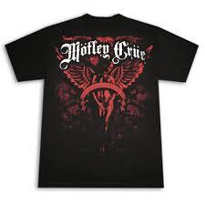motley crue tee shirts