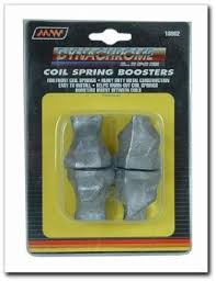 coil spring boosters