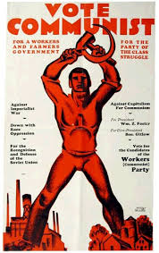communist poster