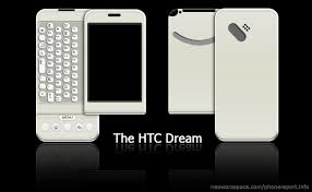 htc dream android