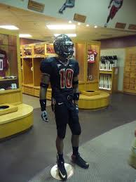 all black football