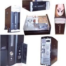 black computer cases
