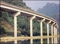 famous beam bridge
