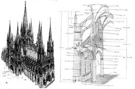 gothic cathedral architecture