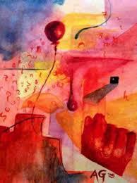 balloon artwork