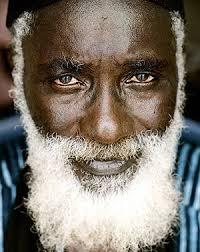 el hombre mas negro del mundo