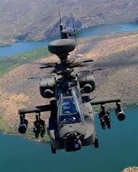 new apache helicopter