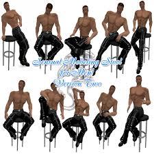 men modeling pictures