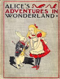 alice adventures wonderland