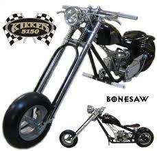 pocket bike choppers