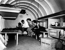 bomb shelter photos