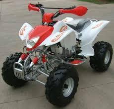 quad 200 cc