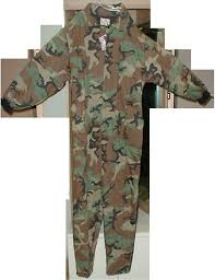 army coveralls