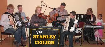 scottish dance band