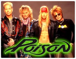poison rock band