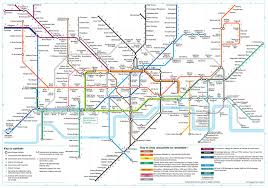 london travel map