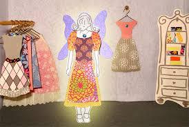 klutz paper fashion