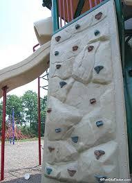 kids climbing structure