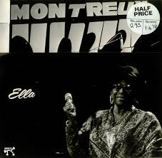 Ella Fitzgerald - Ella Fitzgerald At The Montreux Jazz Festival 1975