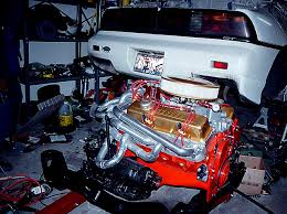 fiero engines