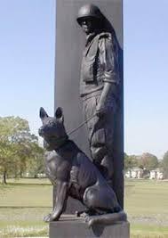 marine dog memorial