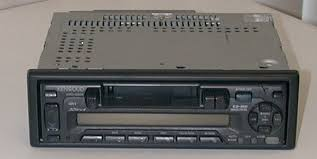 car tape player