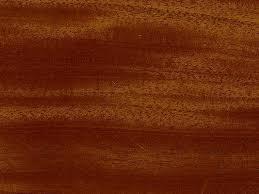 mahagoni wood