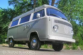 vw westfalia campervan